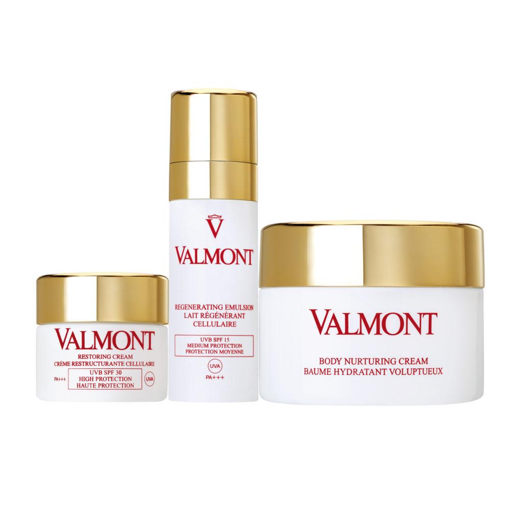 Valmont Anti-rimpel en UV-beschermingsritueel