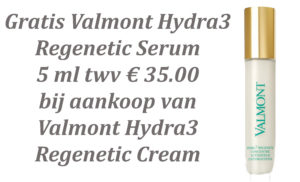 Gratis Hydra3 regenetic serum